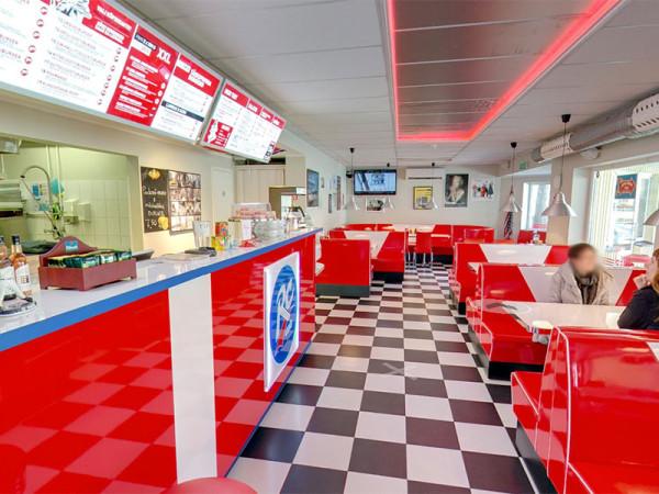 Diner – Ameerika restoran