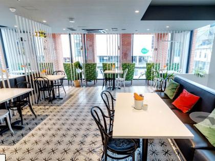 Carmen Cafe Rotterdami kvartalis