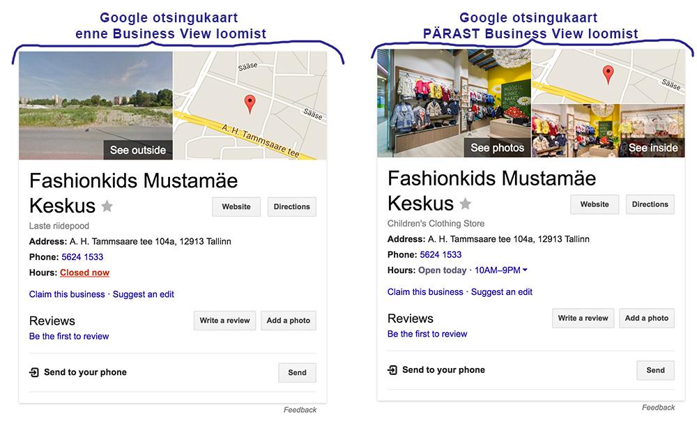 fashionkids-googl-otsingukaart-compare