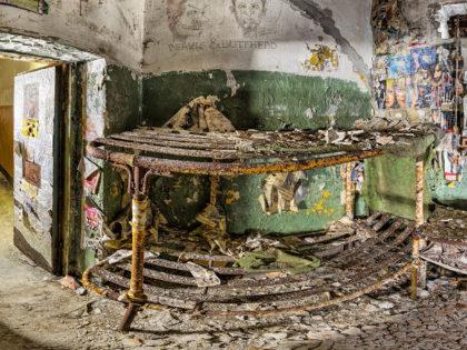 Üksikkong Patarei vanglas – 360° vaade
