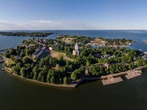 Suomenlinna panoraam