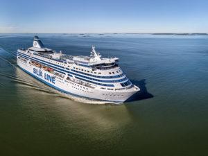 Uus virtuaaltuur: kruiisilaev Silja Symphony