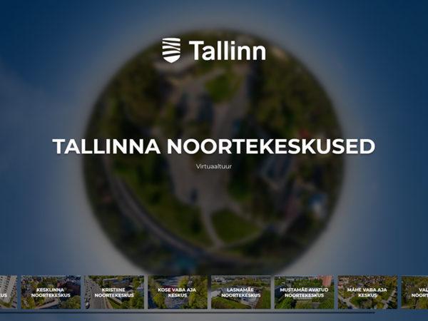 Tallinna noortekeskused