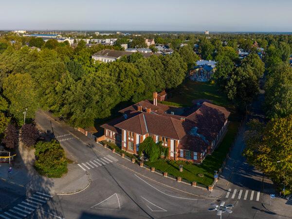 Eesti Üliõpilaste Seltsi maja Tartus