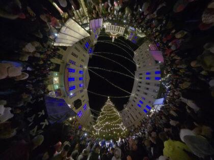Esimene advent Tartu raekoja platsil – 360° video