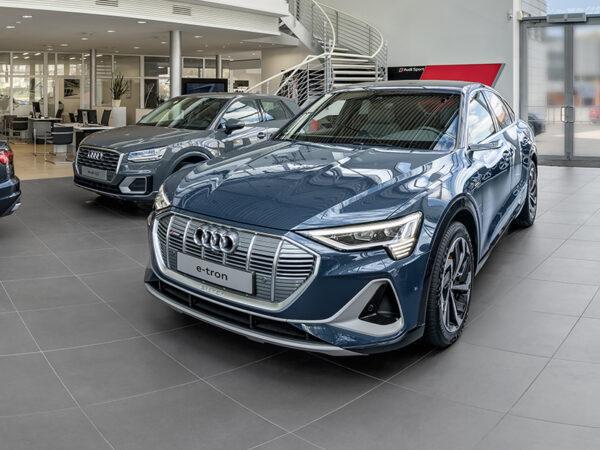 Audi e-tron Stortback